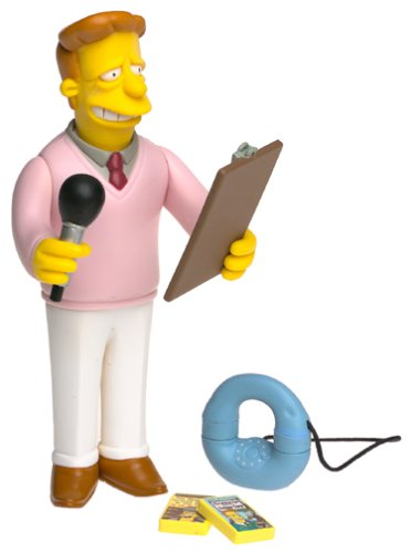 The Simpsons Celebrity Series 1 Phil Hartman as Troy McClure - 1