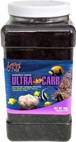 Imagen de Acurel LLC extrema carbón activado Pellets, acuario y estanque de filtro accesorio, 11 onzas