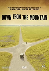 Down From The Mountain [DVD] [2001]