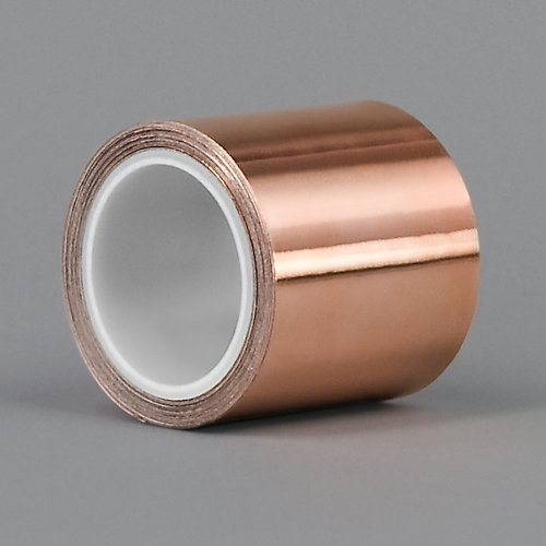 Olympic Tape(TM) 3M 1194 2in X 6yd Copper Foil Tape (1 Roll)