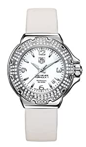 TAG Heuer Women's WAC1215.BC0840 Formula 1 Maria Sharapova Diamond Watch