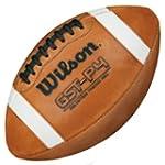 Wilson GST Practice Football (1003 Pa...