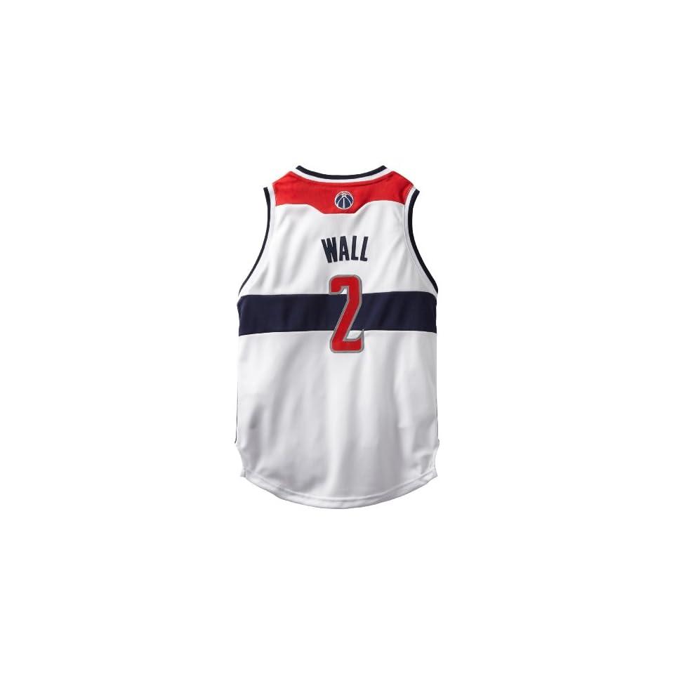 fec0e7923 NBA Washington Wizards John Wall  2 Youth Swingman Home Jersey ...