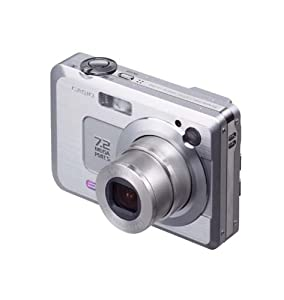 Casio Exilim EX-Z750 7.2 Megapixel Digital Camera