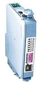 Rhinotek compatible for Epson Stylus Photo 2100, T034620 Light Magenta Ink 1pk (T034620-RLM)