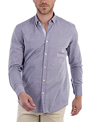 BLUE COAST YACHTING Camisa Hombre (Gris)
