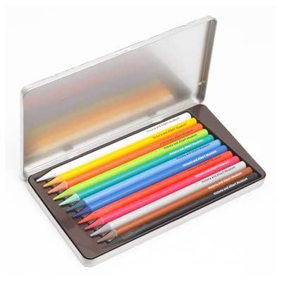 Coloured Graphite Pencil Set