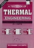 Textbook of Thermal Engineering: Mechanical Technology (8121913373) by J.K. Gupta