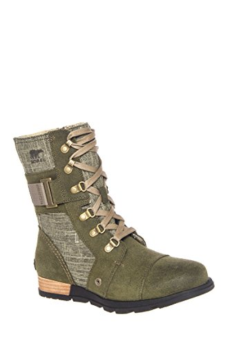 Major Carly Low Wedge Boot
