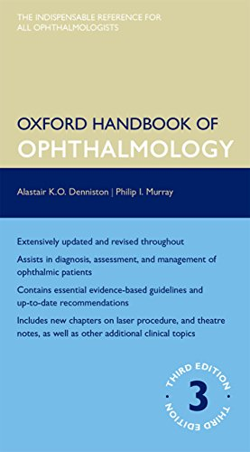 Oxford Handbook of Ophthalmology (Oxford Medical Handbooks)