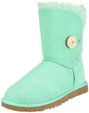 UGG Australia Bailey Button Frosty Mint Womens Boot (5)