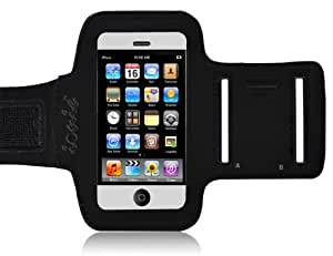 COD(TM) ACTIVE Sport Armband Case for New Apple iPhone 5 Apple iPhone 5S (AT&T, T-Mobile, Sprint, Verizon)(Black)