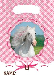 Creative Converting Heart My Horse Happy Birthday Metallic Balloon