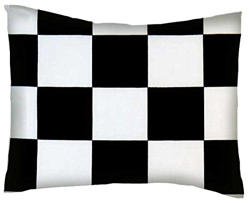 Black And White Crib Sheets front-38636