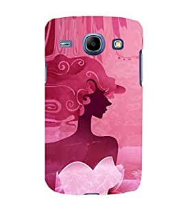 Ebby Premium Printed Mobile Back Case Cover With Full protection For Samsung Galaxy Core I8262 (Designer Case)