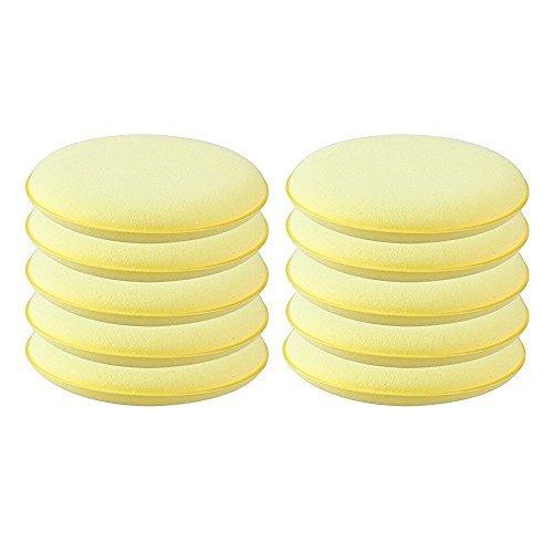 aumo-mate-10pcs-waxing-polish-wax-foam-sponge-applicator-pads-fit-for-clean-car-vehicle-auto-glass-5
