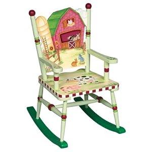 Guidecraft Little Farm House Rocking Chair from Guidecraft