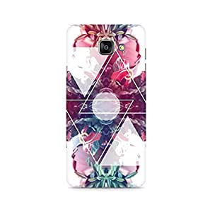 Mobicture Dream Triangles Premium Printed Case For Samsung A510 2016 Version