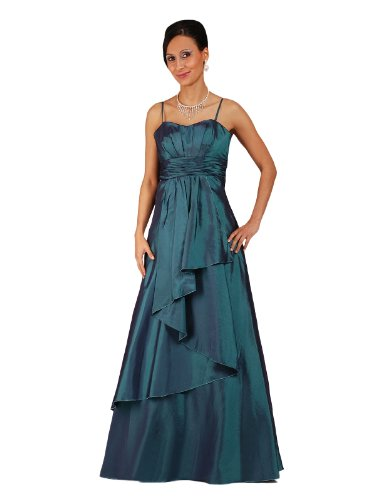 CityGirl – 3425 Abendkleid Ballkleid 1-teilig in Petrol Gr. 34-50 Reviews