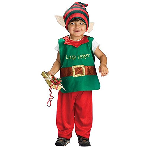 Lil' Christmas Elf Kids Costume