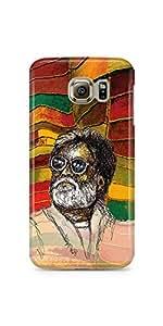 Casenation Thalaivar Samsung Galaxy S6 Glossy Case