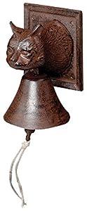 Esschert Design Doorbell Cat