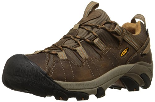 KEEN Men's Targhee II Hiking Shoe,Cascade Brown/Brown Sugar,12 M US