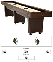 Hot Sale Minnesota Wild Mahogany 9' Shuffleboard Table