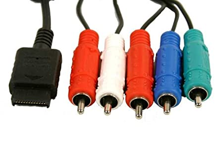 Intec Component AV Cable PS2