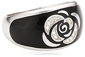 s.Oliver Jewels 4384 925 Sterling Silver Ring white