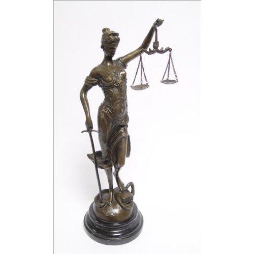 Bronze Statue Figur Skulptur Bronzefigur