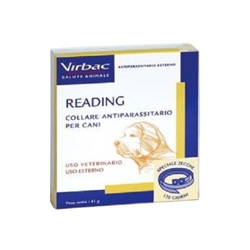 Virbac Reading 24 gr - Collare antiparassitario per cani a base di diazinone