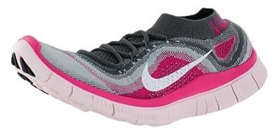Buy Nike Free Flyknit Ladies Running Shoes Sneakers 615806 by Nike