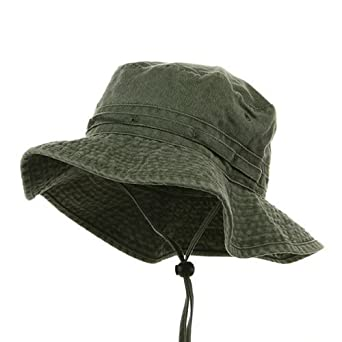 youth fishing hat 2 olive w23s26f clothing