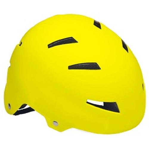 Mongoose Youth Hardshell Helmet - Neon Yellow h6 motorcycle motor hid xenon kit bi motorcycle hid headlight bulbs universal motorbike hid light ballast lamp 12v auto