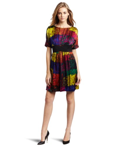 Trina Turk Women's Fosse Dress, Multi, 2