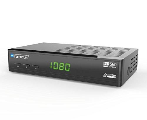 El más ecónomico: Opticum HD S60