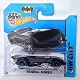 Hot Wheels New HW CITY BATMAN 75th ANNIVERSARYTM Series Diecast the Batman Batmobile 61/250