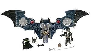 Batman Figure Set: Batglider with Batman & Catwoman
