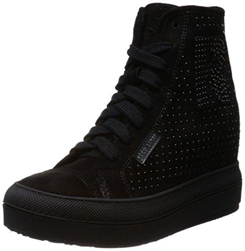 Ruco Line 2903 Sneakers Donna Pelle Nero Nero 35