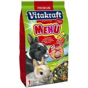 5er Pack Vitakraft Nager Menü Vital 1kg Zwergkaninchen