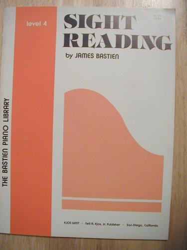 Sight Reading Level 4