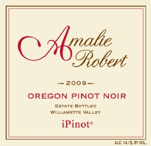 2009 Amalie Robert Ipinot Oregon Pinot Noir Willamette Valley 750 Ml