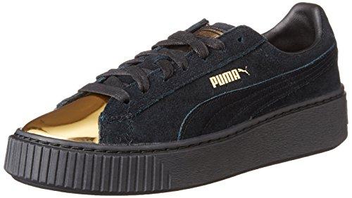 Puma - Puma Suede Platform Gold - 39