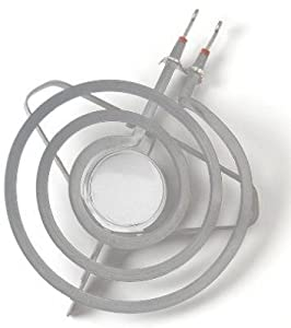 Lux Replacement Plug-In Top Burner