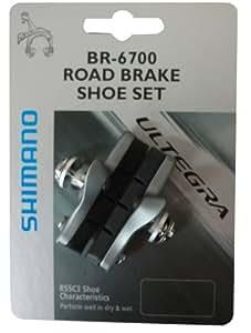 SHIMANO(シマノ) R55C3カートリッジタイプブレーキシューセット [Y8G698080] BR-6700他適応