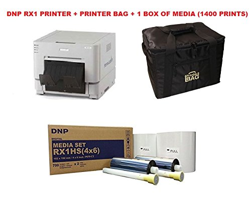 DNP-DS-RX1-PRINTER-CARRYING-CASE-1-BOX-OF-4X6-MEDIA-1400-PRINTS