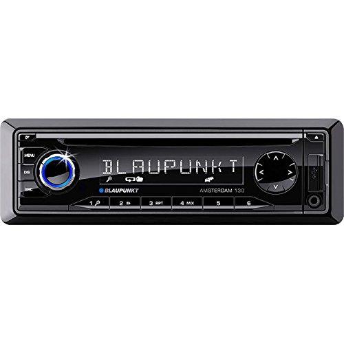 Blaupunkt-Amsterdam-130-Kfz-Radio-FMAM-Tuner-CD-RW-4x-50-Watt-35-mm-Klinke-USB-20-schwarz