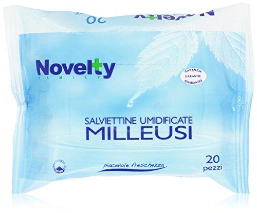 Salviette Novelty Milleusi X 20
