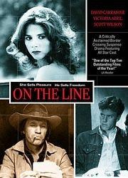 On the Line [DVD] [1987] [Region 1] [US Import] [NTSC]